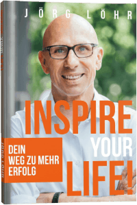 Inpire your life Cover 3D Leicht geneigt